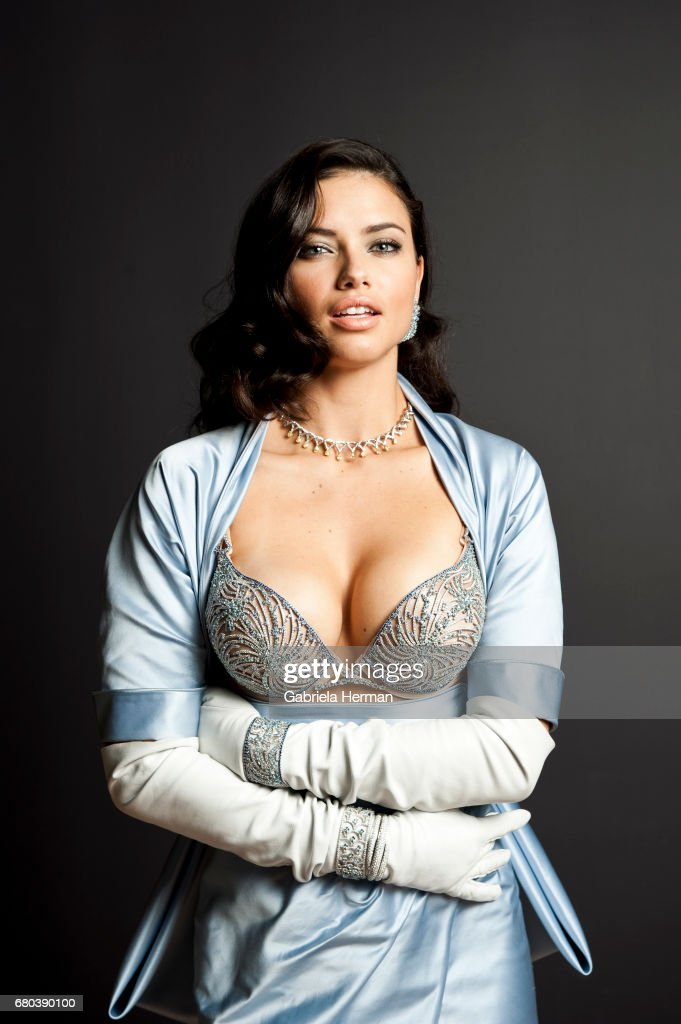 Adriana Lima, Self Assignment, October 20, 2010