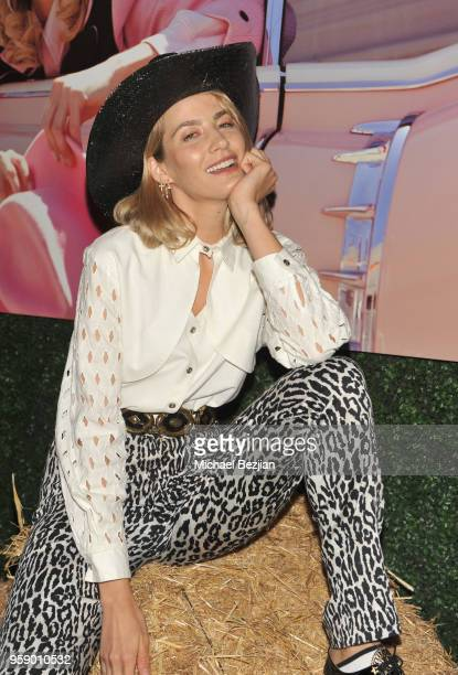 Model Alana Greszata attends the Wildfox American Honey Launch at the Wildfox Flagship Store on May 15 2018 in West Hollywood California