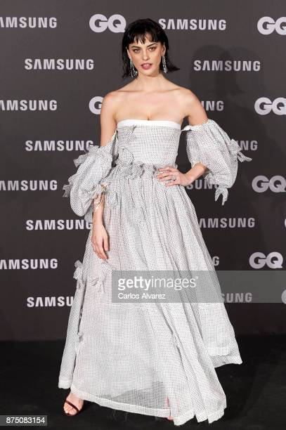 Model Alejandra Alonso attends the 'GQ Men of the Year' awards 2017 at the Palace Hotel on November 16 2017 in Madrid Spain