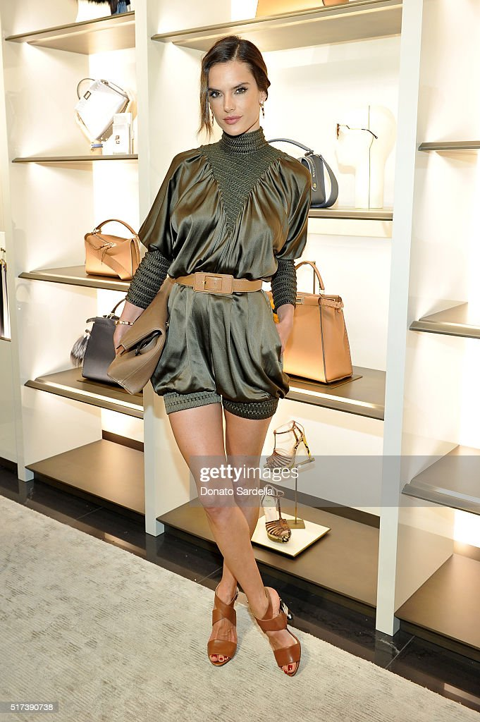 Fendi And Vogue Celebrate Fendi Beverly Hills