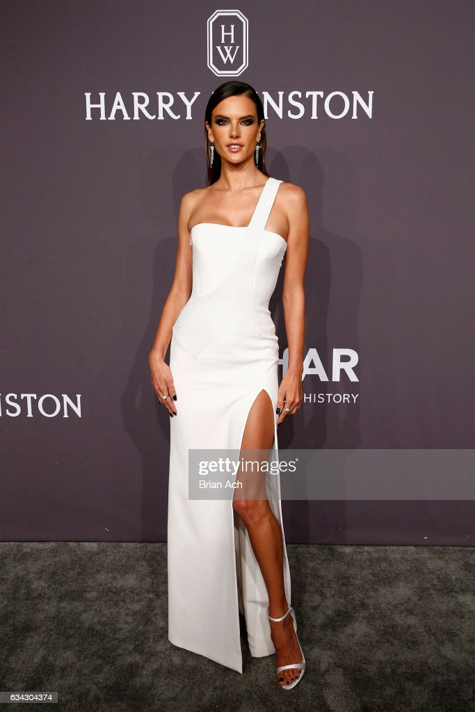 Harry Winston Serves As Presenting Sponsor For The amfAR New York Gala