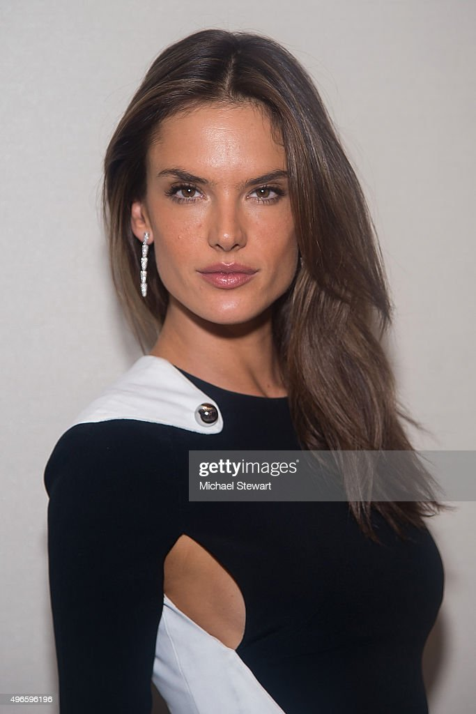Alessandra Ambrosio Gets Ready For The Victoria's Secret Fashion Show After Parties