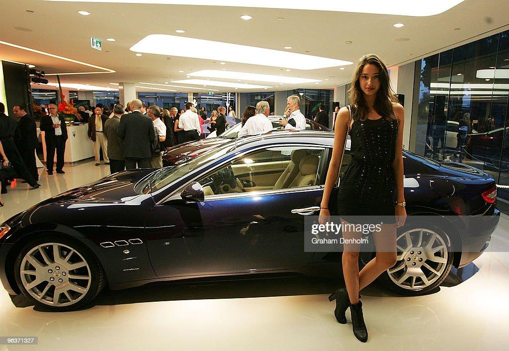 Ferrari maserati sydney