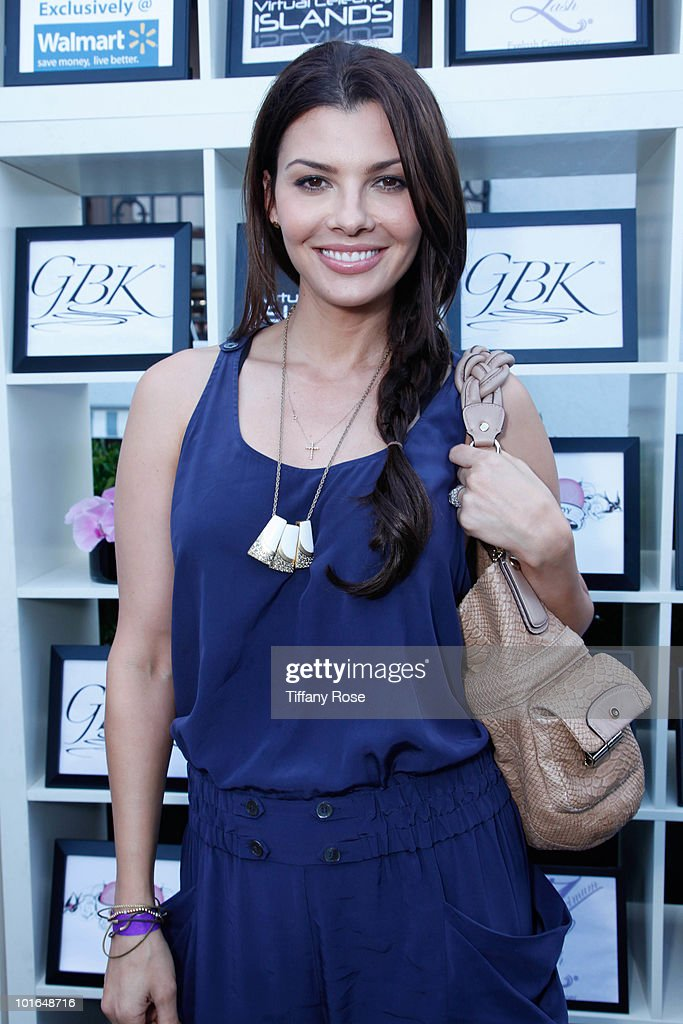 Model Ali Landry attends GBK's Gift Lounge in Honor of the 2010 MTV Movie Awards - Day 1 at The London Hotel on June 4, 2010 in West Hollywood, California.