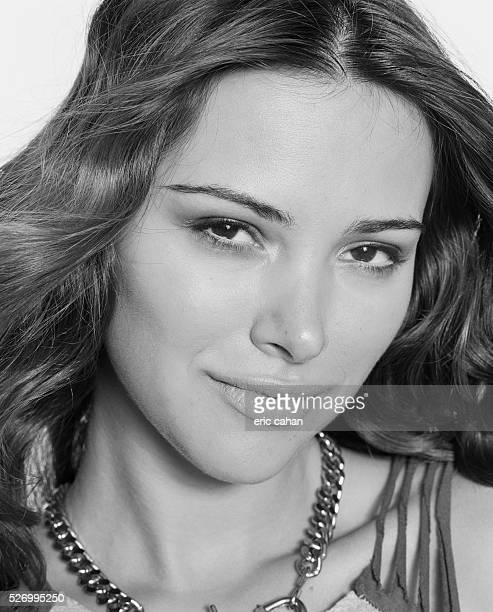 Model Alina Vacariu