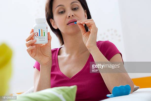 Model Alli Active Substance Orlistat Pharmacological Class Gastric Lipase Inhibitor Therapeutical Class Drug Against Obesity This Drug Is Recommanded...