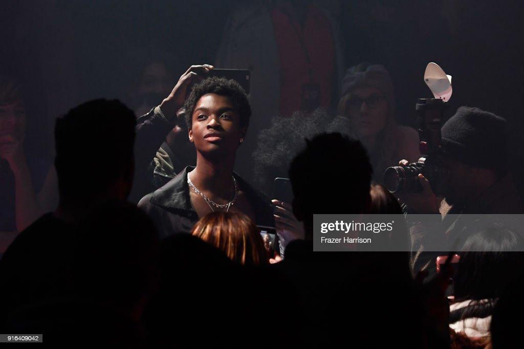 Telfar - Runway - February 2018 - New York Fashion Week Presented By Made : News Photo