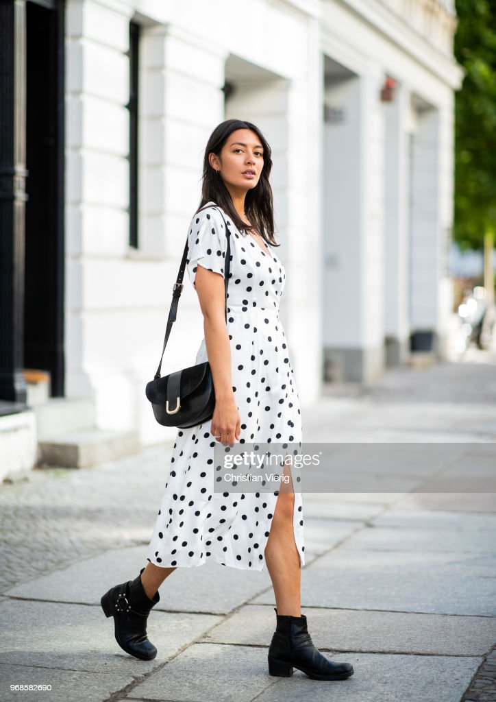Street Style - Berlin - June 6, 2018 : News Photo
