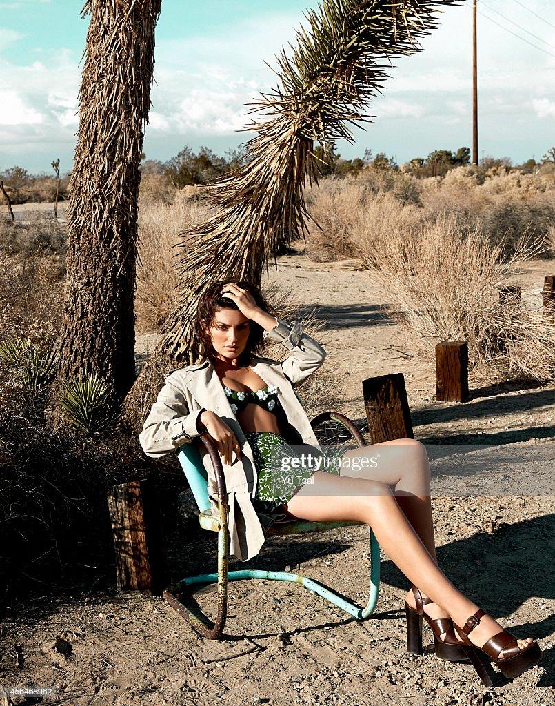 Alyssa Miller, Vogue Mexico, June 1, 2014 : Nachrichtenfoto