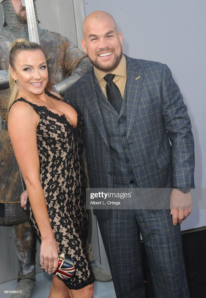 "Premiere Of Warner Bros. Pictures' ""King Arthur: Legend Of The Sword"" - Arrivals : News Photo"