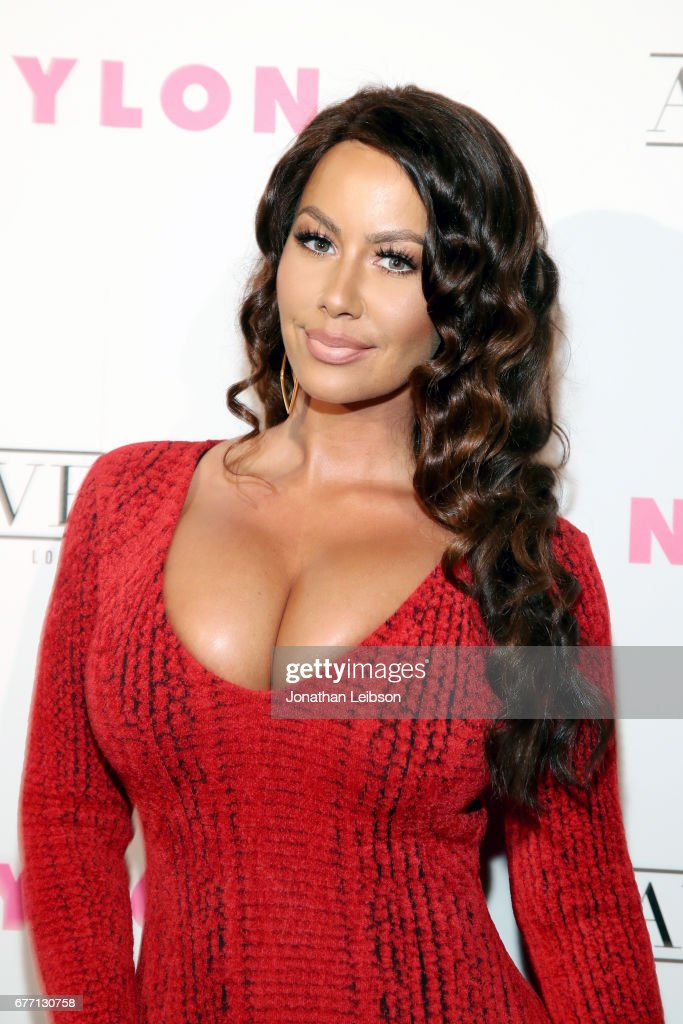 NYLON Young Hollywood Party At AVENUE Los Angeles : News Photo