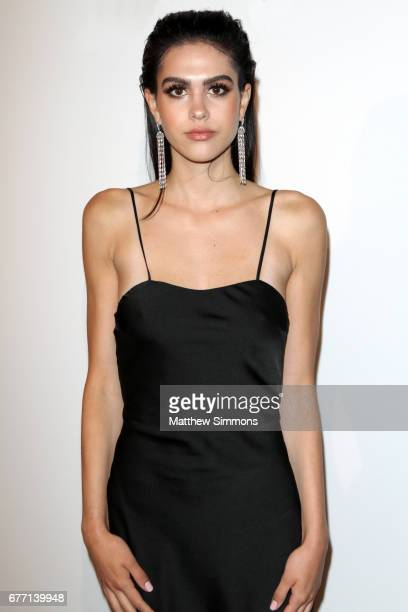 Model Amelia Gray Hamlin attends NYLON's Annual Young Hollywood May Issue Event at Avenue on May 2 2017 in Los Angeles California
