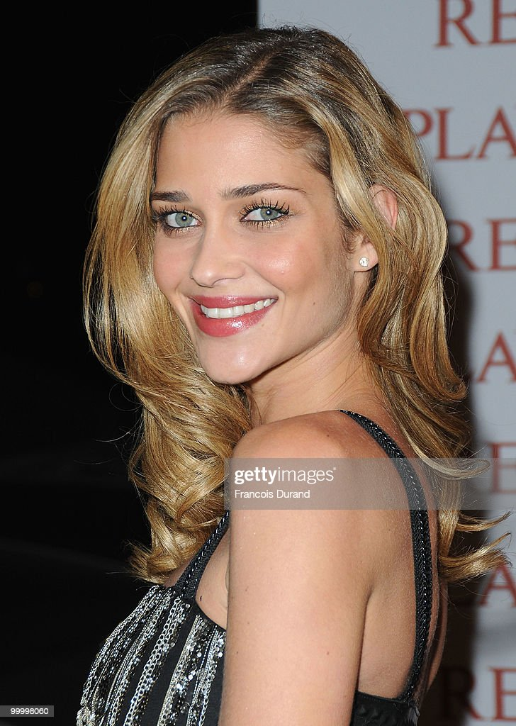 Model Ana Beatriz Barros arrives at the Replay Party during the 63rd Annual Cannes Film Festival at Style Star Lounge on May 19, 2010 in Cannes, France.