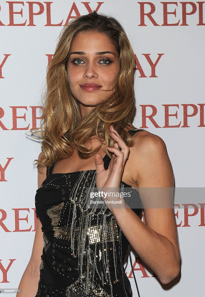 Model Ana Beatriz Barros attends the Replay Party held at the Star Style Lounge during the 63rd Annual International Cannes Film Festival on May 19, 2010 in Cannes, France.