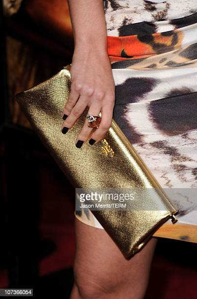 Model Anabelle Acosta arrives at Paramount Pictures' The Fighter premiere at Grauman's Chinese Theatre on December 6 2010 in Hollywood California