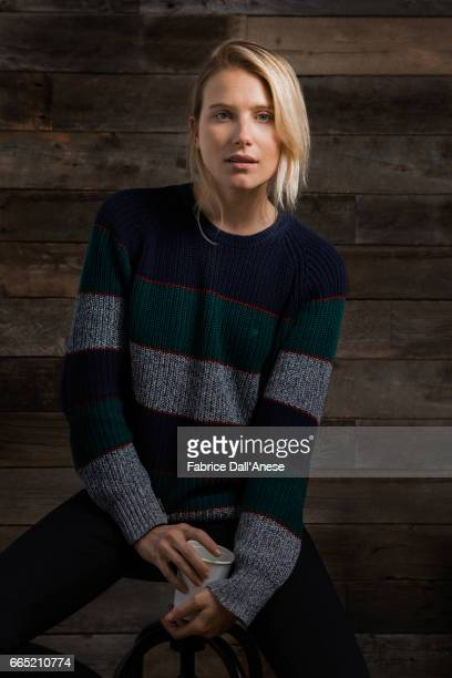 Model and actor Dree Hemingway is photographed for Rolling Stone Italy at the Sundance film festival on January 21 2017 in Park City Utah