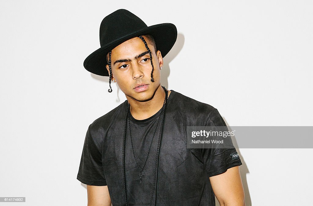 Quincy Brown, GQ.com, June 29, 2016 : News Photo
