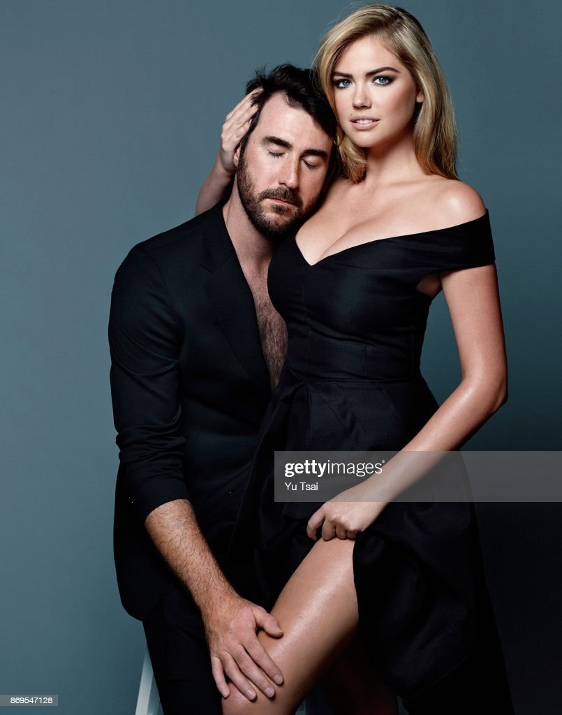 Kate Upton and Justin Verlander, Self Assignment, July 29, 2014