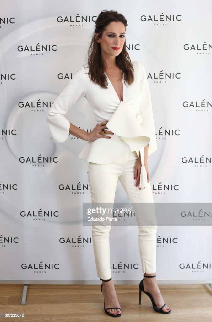 Mar Saura Attends Galenic Presentation