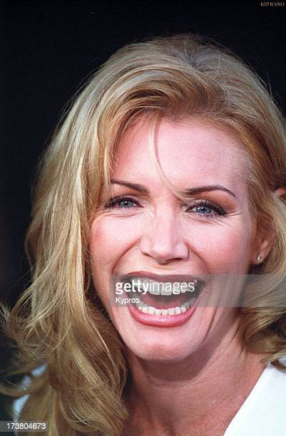 Model and actress Shannon Tweed circa 1992