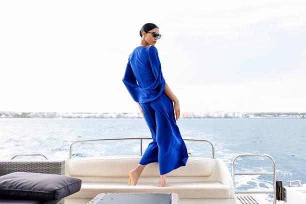 ESP: Zoe Helali Fashion Shoot In Palma de Mallorca
