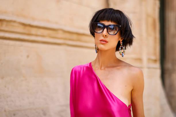 ESP: Zoe Helali Street Style Shoot In Palma de Mallorca