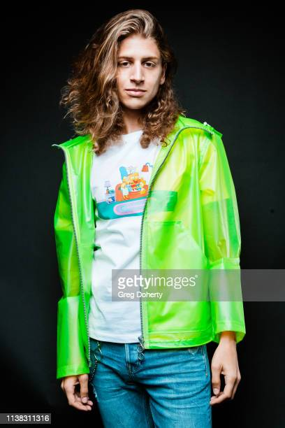 Model and fashion designer Hari Tahov attends the Welcome to Cannacity 'She's Smokin' Event on April 20 2019 in Los Angeles California