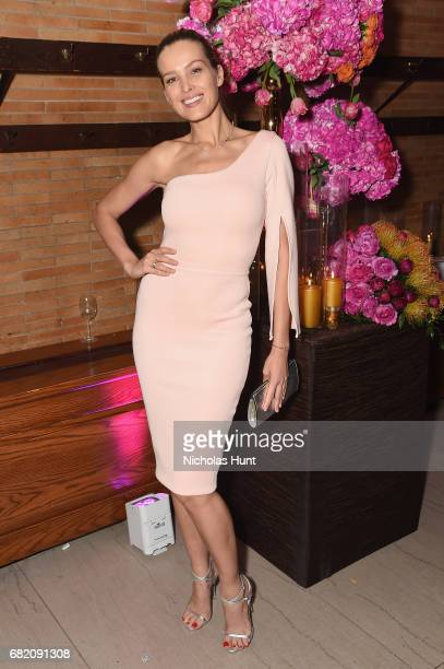 Model and founder Happy Hearts Fund Petra Nemcova at the Room to Read event honoring Sean 'Diddy' Combs David M Solomon for Impact On Global...