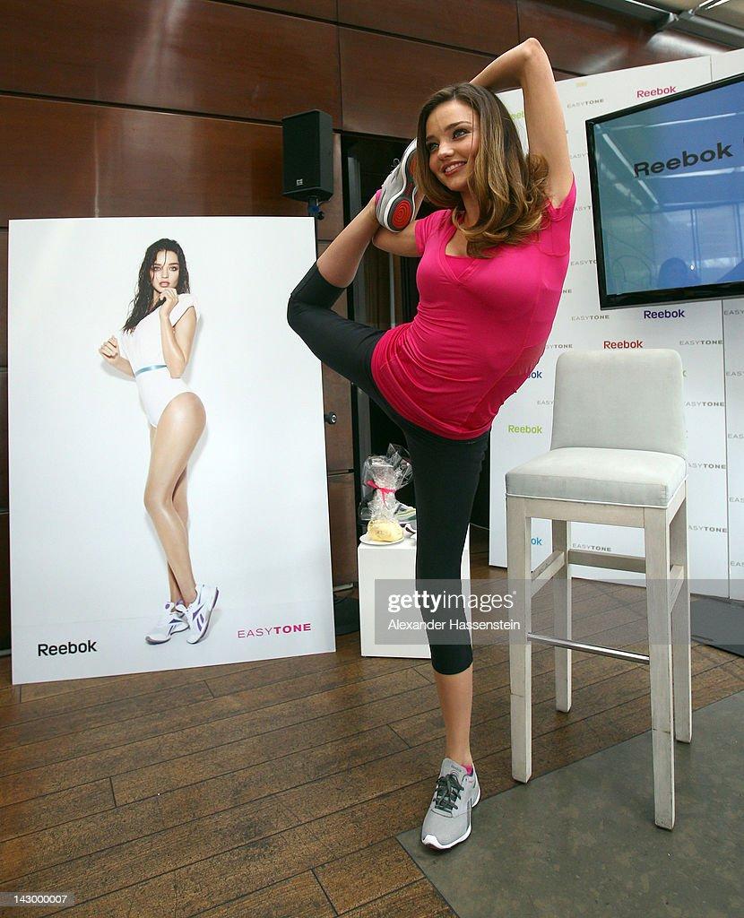 Miranda Kerr Reebok Photo Call : ニュース写真