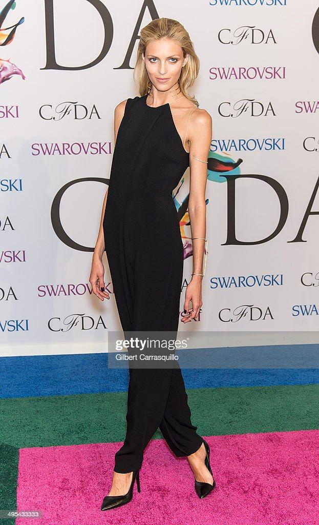 2014 CFDA Fashion Awards - Arrivals : News Photo