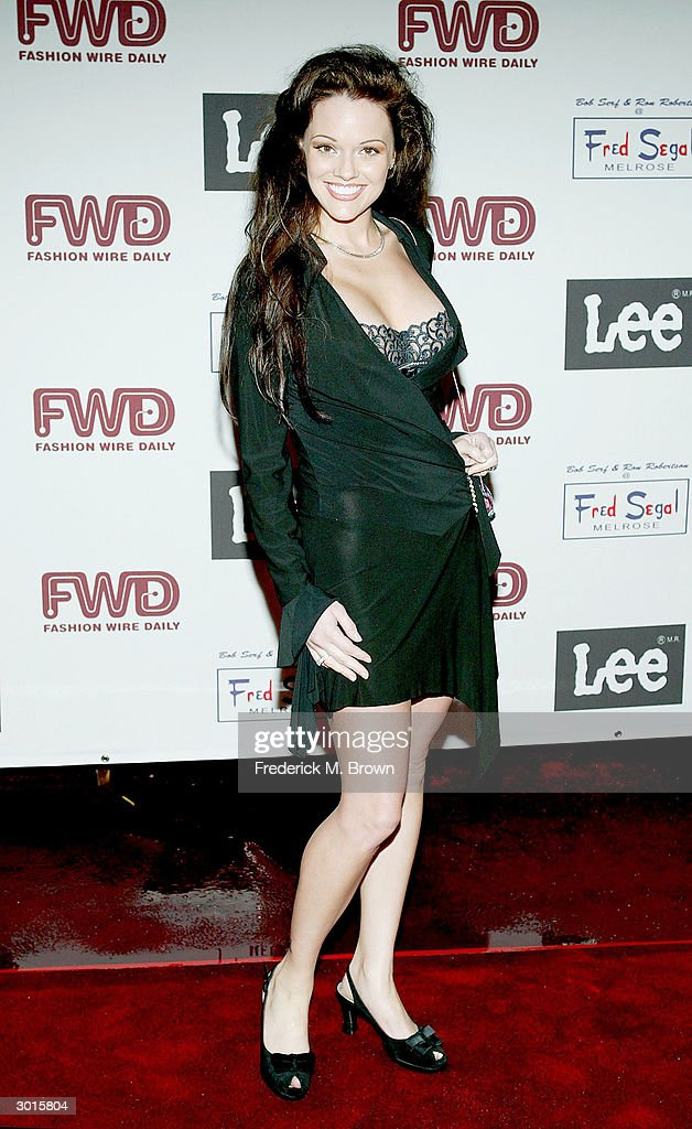 Fashion Wire Daily Presents Next : News Photo