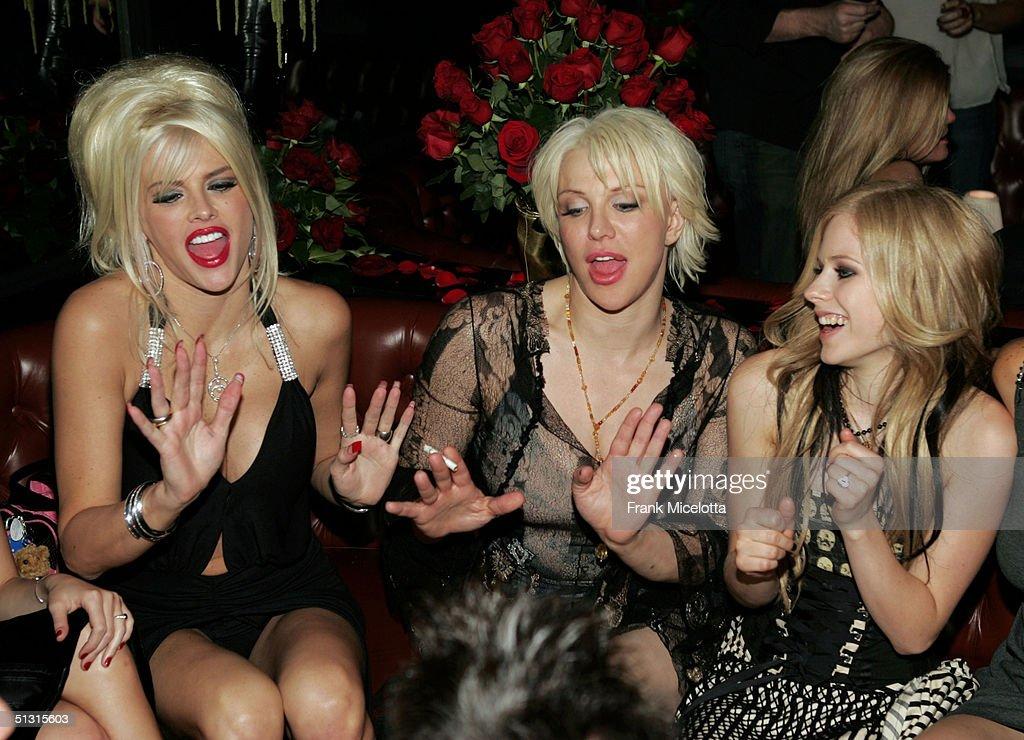 NV: World Music Awards - After Party : ニュース写真