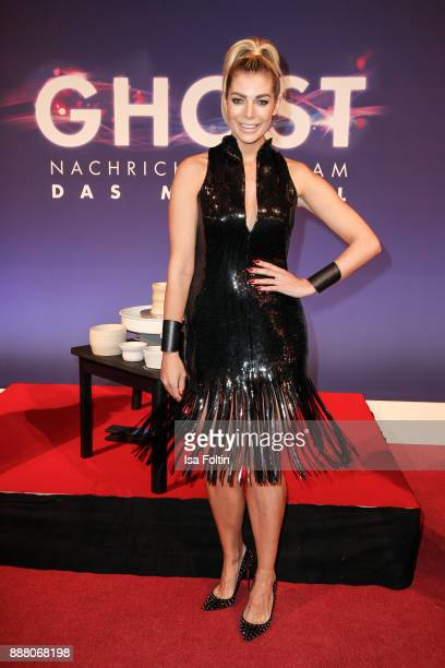 Model Annika Gassner during the premiere of 'Ghost Das Musical' at Stage Theater on December 7 2017 in Berlin Germany