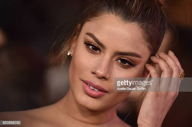 Model Ariadna Gutierrez arrives at the premiere of 'xXx Return of Xander Cage' at TCL Chinese Theatre IMAX on January 19 2017 in Hollywood California