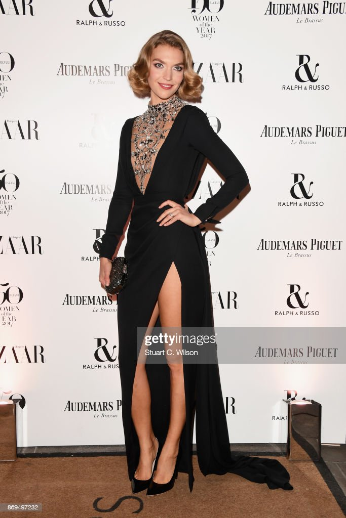 Harper's Bazaar Women Of The Year Awards - Arrivals