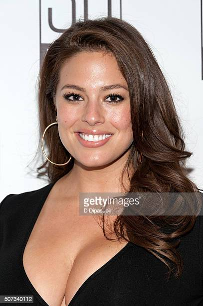 Model Ashley Graham attends the 2016 Forbes 30 Under 30 at Forbes on Fifth on January 28 2016 in New York City