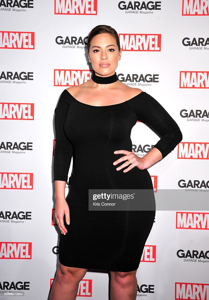 Marvel And Garage Magazine New York Fashion Week Event