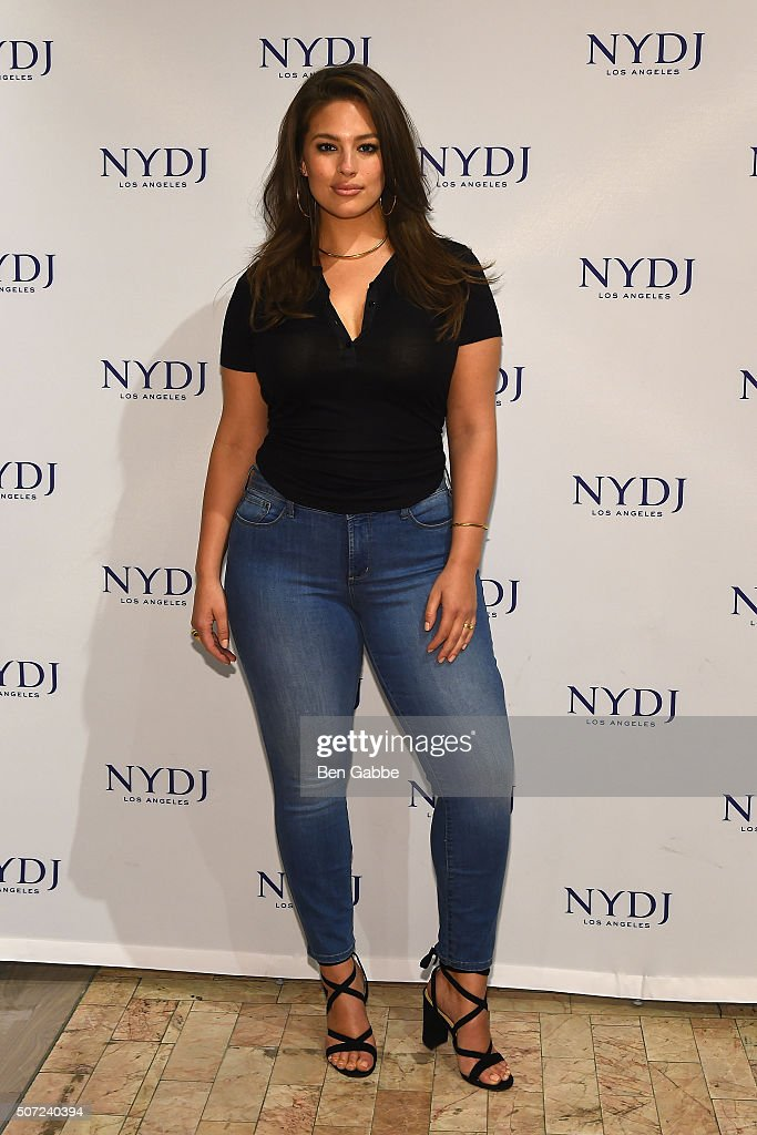 NYDJ 2016 Fit To Be Campaign Launch : News Photo