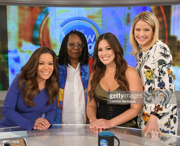 THE VIEW Model Ashley Graham is a guest today Tuesday May 9 2017 on Walt Disney Television via Getty Images's The View The View airs MondayFriday on...