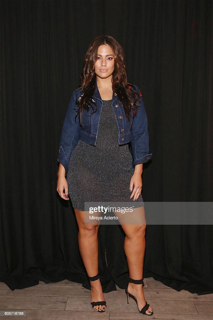 NY: Addition Elle Presents Holiday 2016 RTW + Ashley Graham Lingerie - Backstage - September 2016 - Style360 Fashion Week