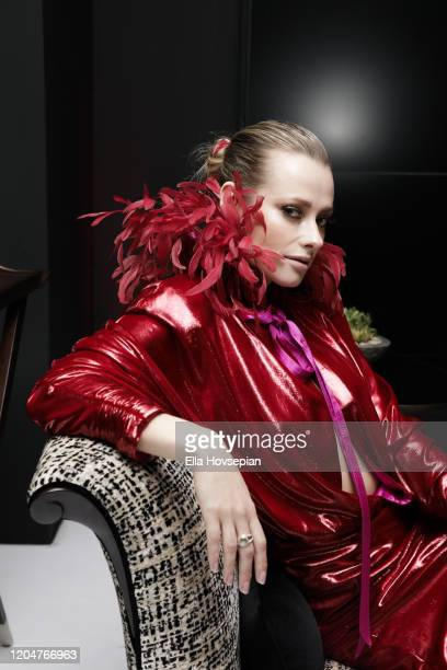 Model at the LA Launch Event Of SohoMuse at Christopher Guy West Hollywood Showroom on February 07 2020 in West Hollywood California