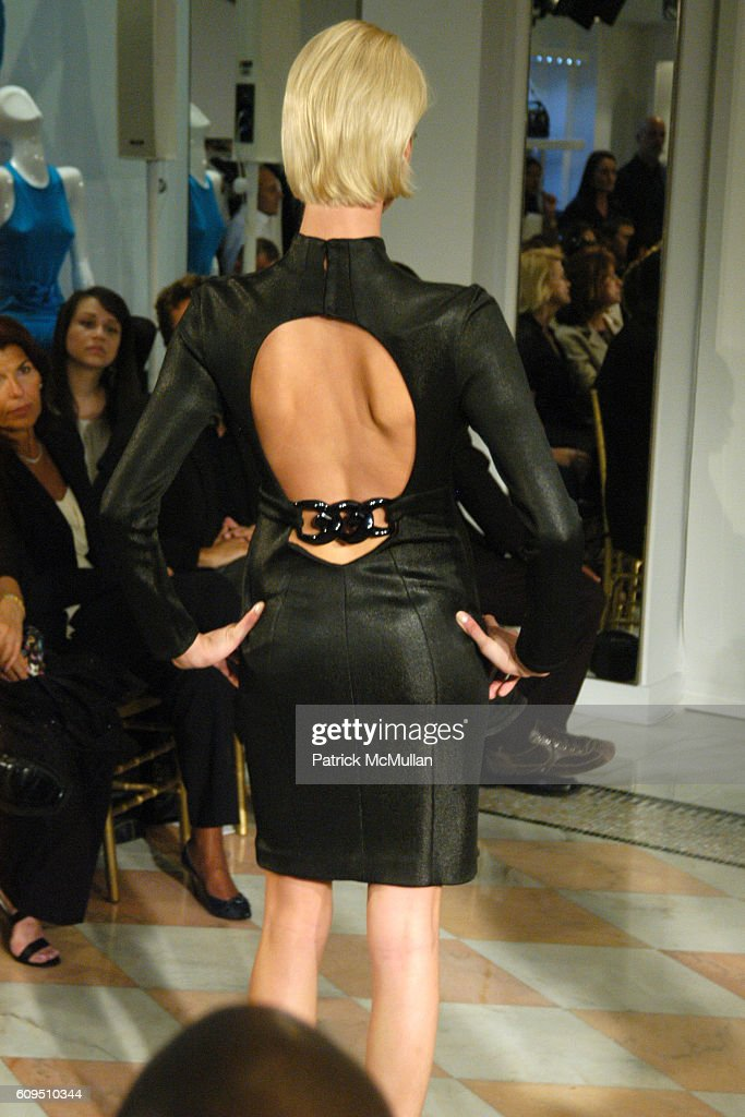 Model Attends American Express Platinum Card By Invitation Only