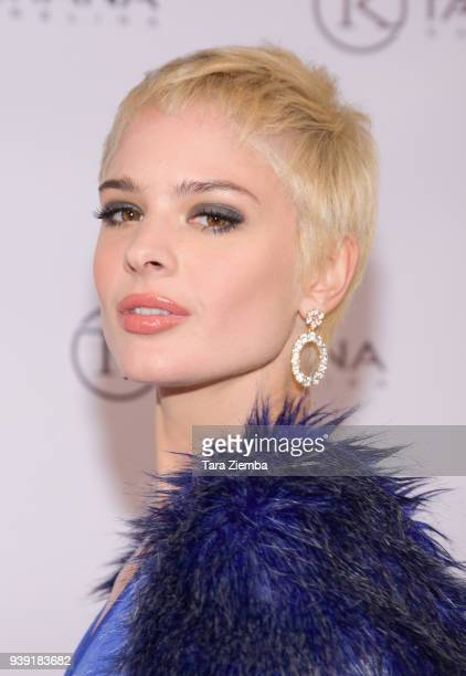 Short violet stock photos and pictures getty images model ava capra attends tatiana karelina la launch party on march 27 2018 in west hollywood thecheapjerseys Gallery