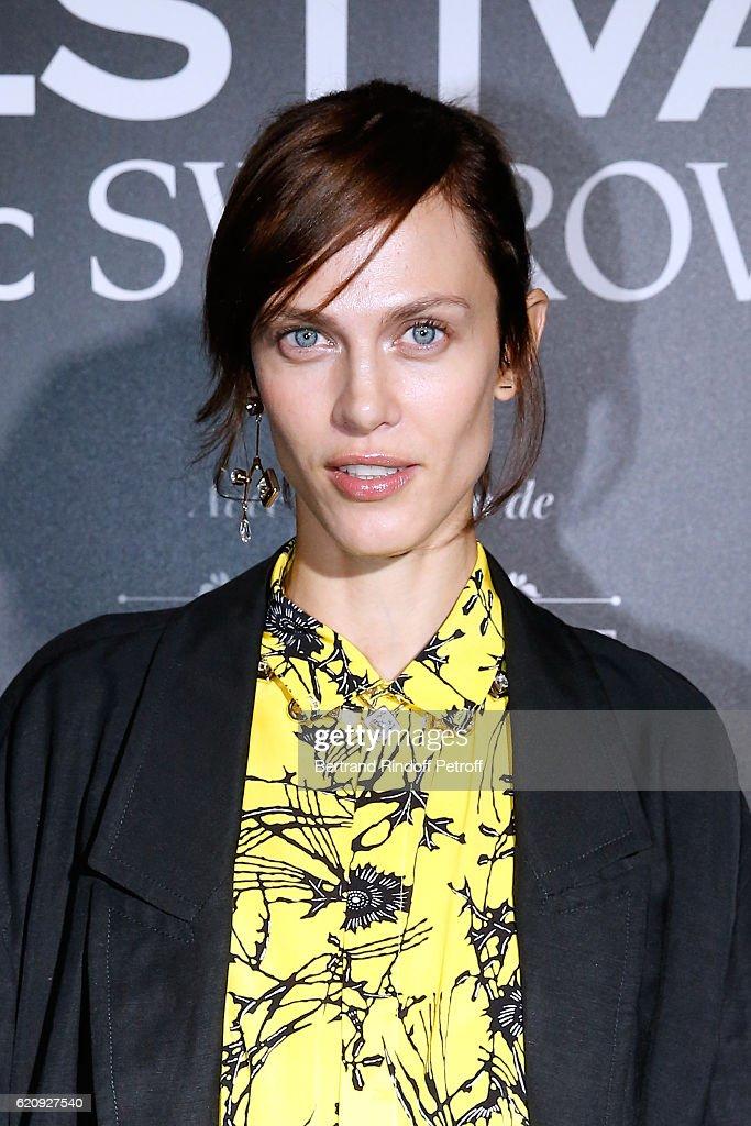 Vogue Fashion Festival At Hotel Potocki in Paris