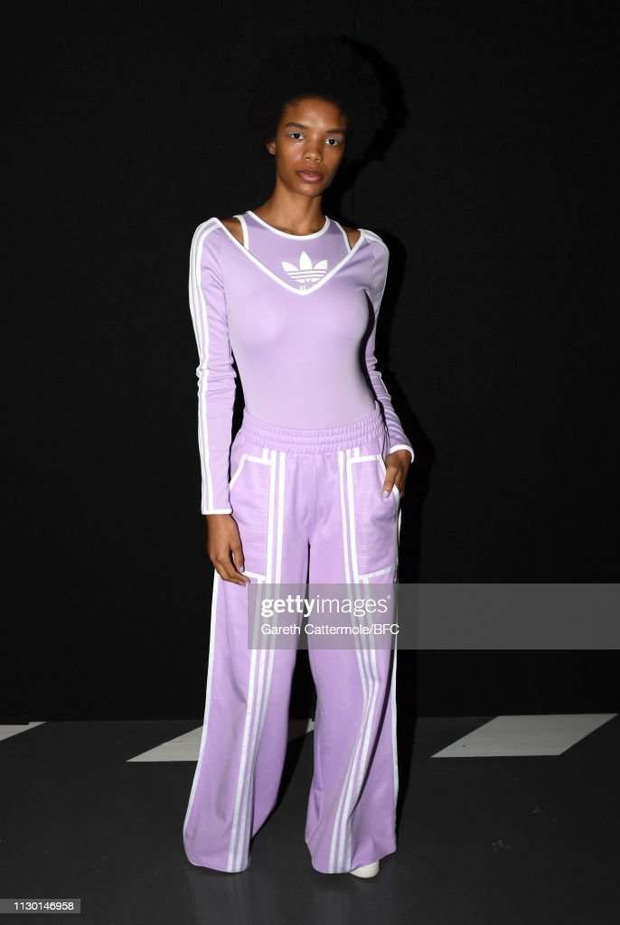 GBR: adidas Originals by Ji Won Choi - Backstage - LFW February 2019
