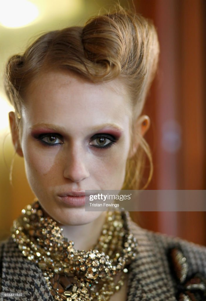 Antonio Marras - Backstage - Milan Fashion Week Fall/Winter 2018/19