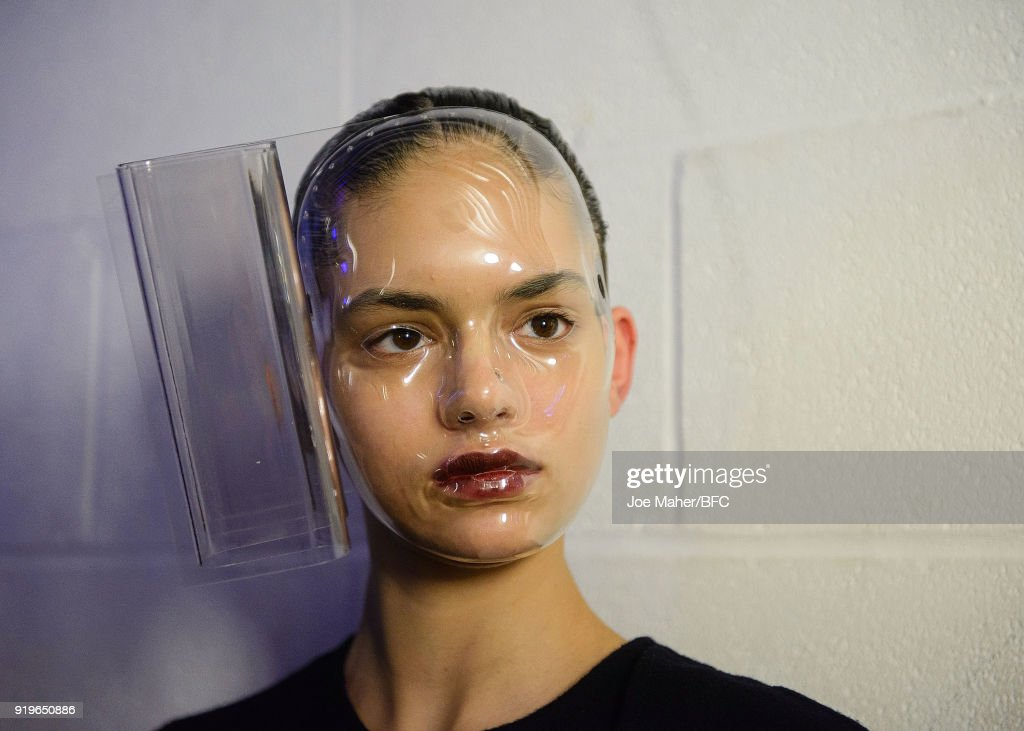 Chalayan - Backstage - LFW February 2018