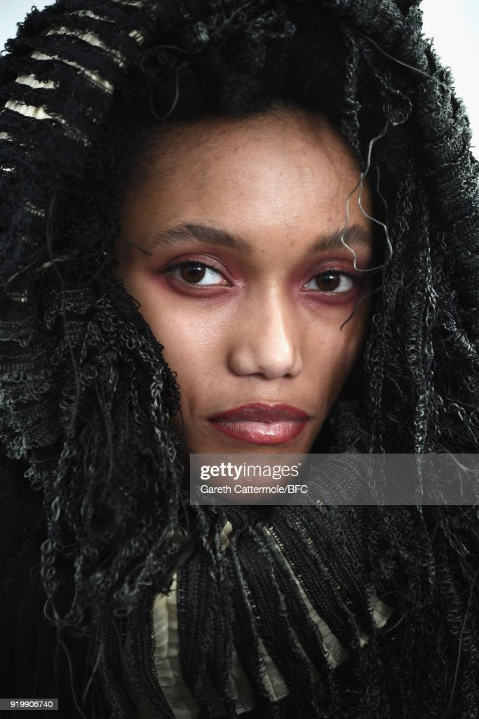 Fashion East - Backstage - LFW February 2018