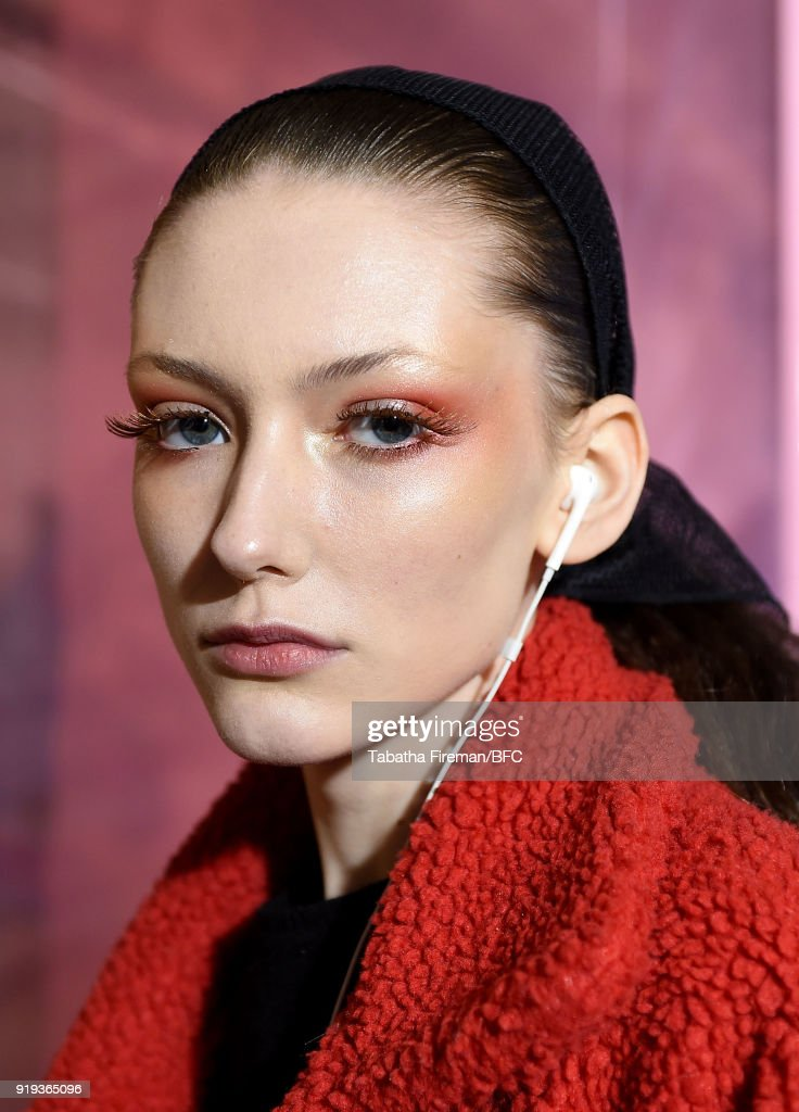 Halpern - Backstage - LFW February 2018