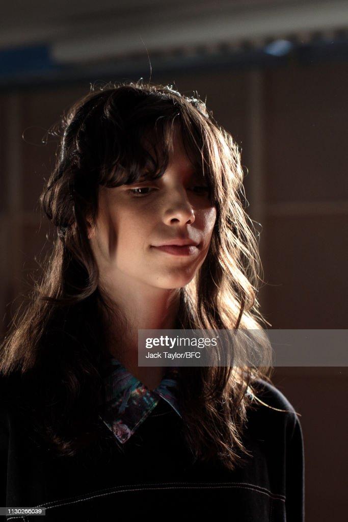 GBR: Preen by Thornton Bregazzi - Backstage - LFW February 2019